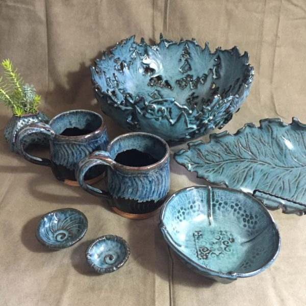 Toll Pottery Blues